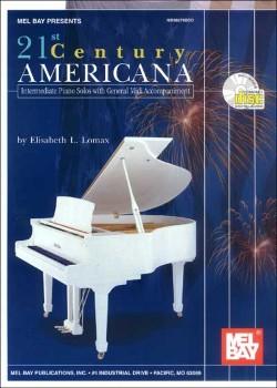 21st Century Americana-Book/Midi