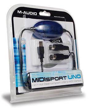 MIDIman MIDIsport Uno