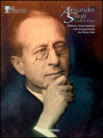 Alexander Siloti Collection (Piano) by Alexander | J W