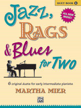Jazz, Rags and Blues for Two