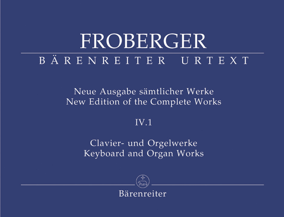 New Edition of the Complete Works, Vol. 4.1