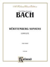 Wurttemberg Sonatas Complete