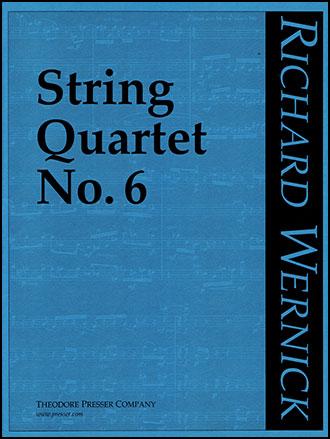 String Quartet No. 6-2vln/Viola/Cello