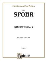Concerto No. 2-Violin