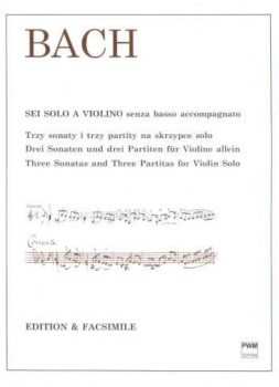 Three Sonatas and Three Partitas