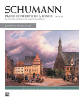 Concerto in A Minor, Op. 54