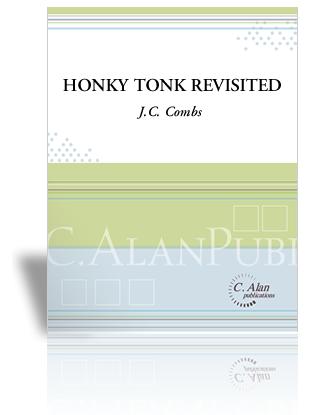 Honky Tonk Revisited-Marimba Solo