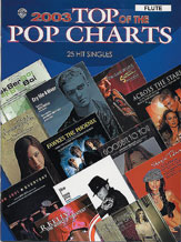 2003 Top of the Pop Charts-Flute