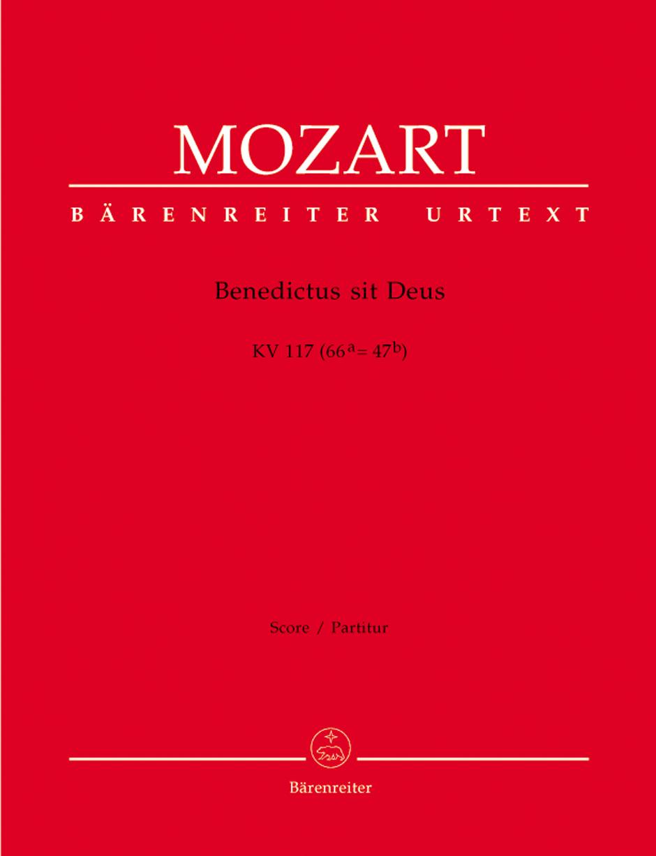 Benedictus Sit Deus Offertor-Score