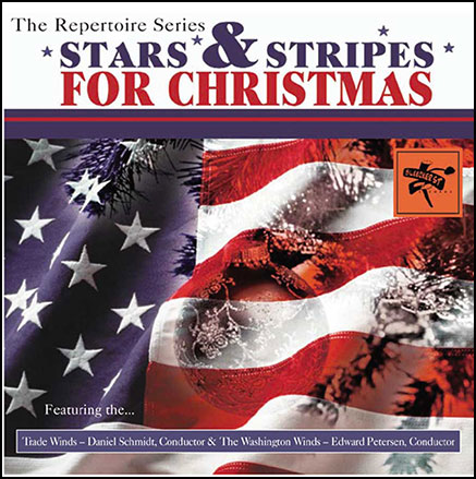 Stars and Stripes for Christmas Cover