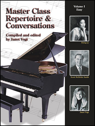 Master Class Repertoire and Conversations