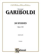 20 Studies Op. No. 132-Flute