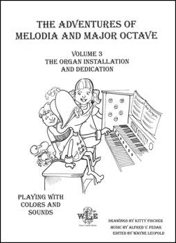 Adventrues of Melodia and Major No. 3