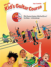 Alfred's Kid's Guitar Course, Vol. 1
