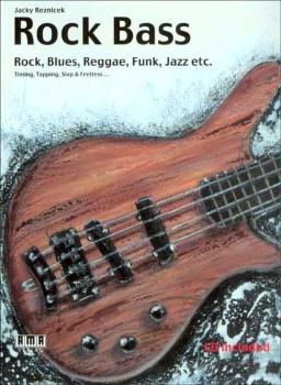Rock Bass-Book and CD