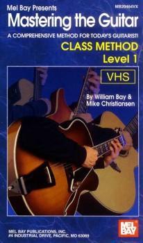 Mastering the Guitar No. 1-VHS