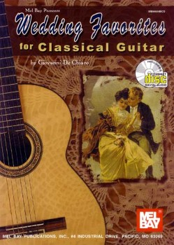 Wedding Favorites for Classical Guitar