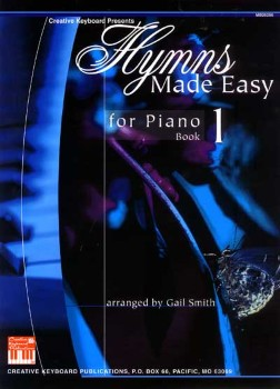 Hymns Made Easy for Piano No. 1