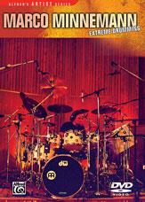 Extreme Drumming-DVD