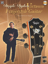Virtuoso Fingerstyle Guitar-Book and CD