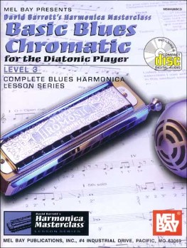 Basic Blues Chromatic Harmonica