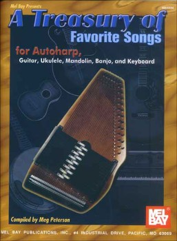Treasury of Favorite Songs-Autoharp