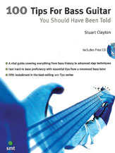 100 Tips for Bass Guitar-Book and CD