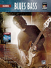 Beginning Blues Bass-Book and CD