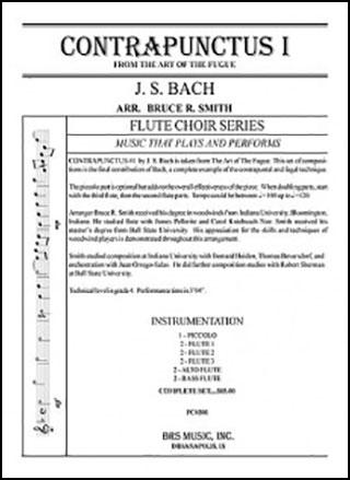 Contrapunctus No. 1-Flute Choir