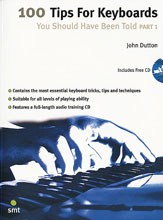 100 Tips for Keyboards No. 1-Book and CD