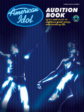American Idol Audition Book
