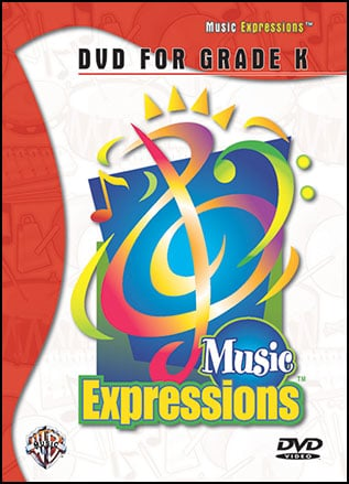 Music Expressions Kindergarten DVD and Video