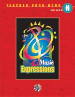 Music Expressions Kindergarten Teacher Songbook