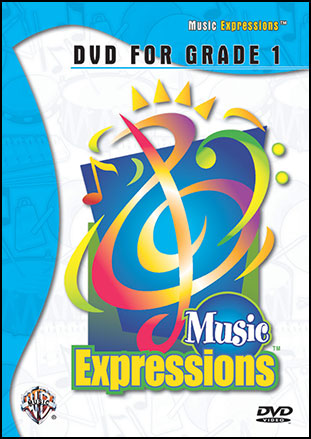 Music Expressions Grade 1 DVD and Video