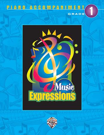 Music Expressions Grade 1 Piano Accompaniment Book