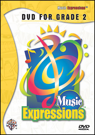 Music Expressions Grade 2 DVD and Video