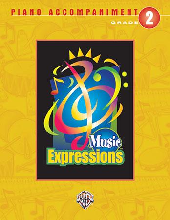 Music Expressions Grade 2 Piano Accompaniment Book