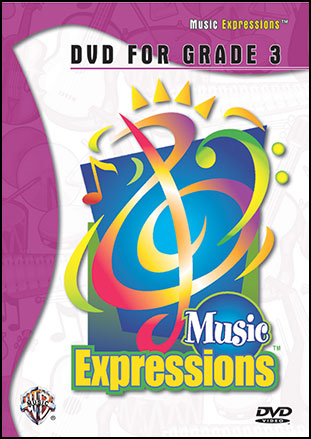 Music Expressions Grade 3 DVD and Video