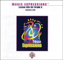 Music Expressions Grade 3 Lesson CD Pack