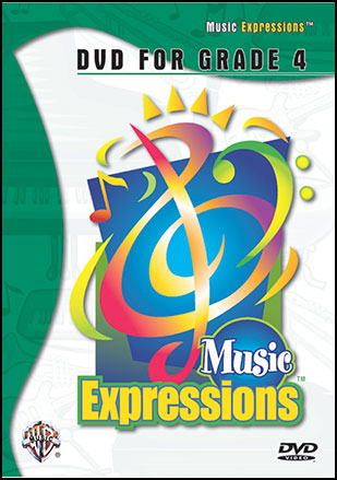 Music Expressions Grade 4 DVD and Video