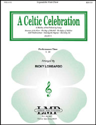 A Celtic Celebration Cover