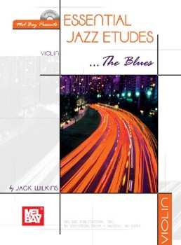 Essential Jazz Etudes-Blues