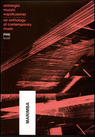 Anthology of Contemporary-Marimba