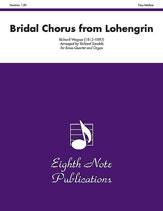 Bridal Chorus-Brass Quartet/Organ