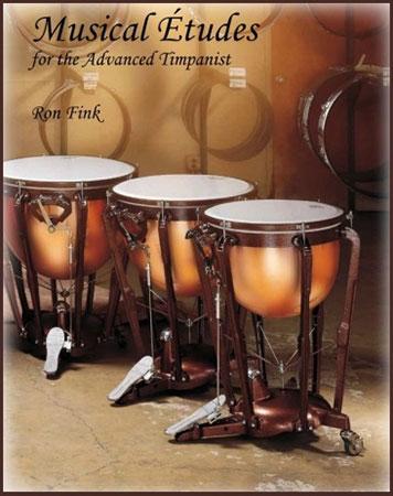 Musical Etudes for the Advanced Timpanist