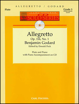 Allegretto Op. 116 No. 1