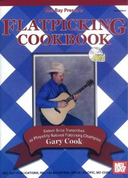 Flatpicking Cookbook- bk & C/D