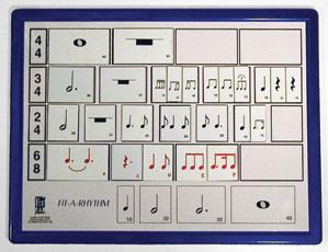 Fit-A-Rhythm Board