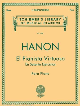 El Pianista Virtuoso in 60 Ejercicos - Complete