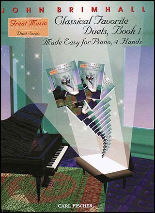 Classical Favorite Duets, Books 1 & 2